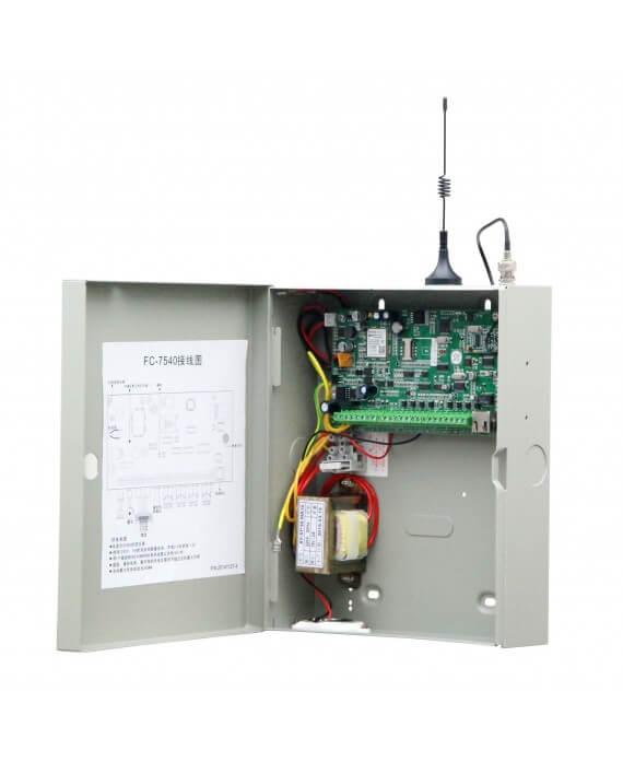 Tyverialarm FC-76 - Hovedenehed 868MHz